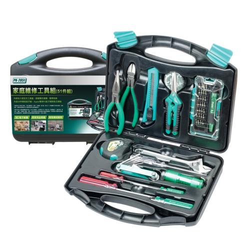 Pro'sKit 寶工 PK-2051 家庭維修工具組