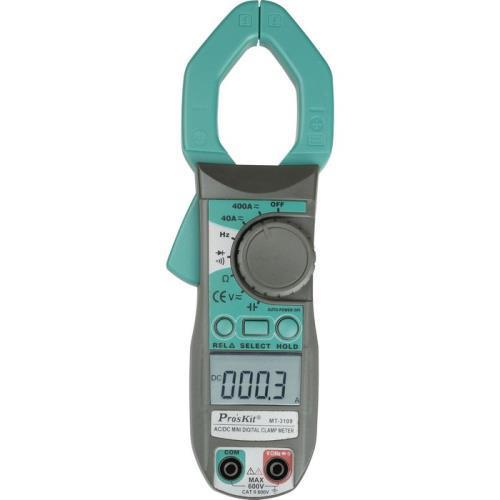 Pro'sKit 寶工 MT-3109 數位交直流鉗表