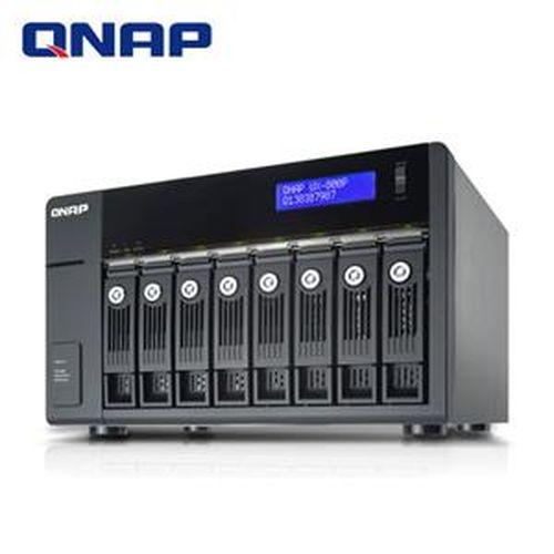 QNAP 威聯通 UX~800P 8Bay 儲存伺服器
