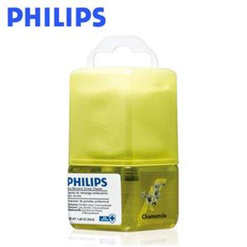 PHILIPS 飛利浦 SVC1117L/10 50ml螢幕清潔液 甘菊香味