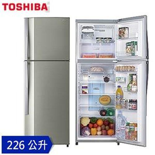 TOSHIBA東芝 226公升雙門電冰箱GR-S24TPB