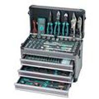 ProsKit寶工 SK-612401M 124件專業套筒工具組