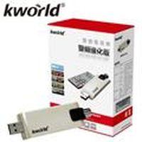 Kworld 廣寰 雙頻電視棒 雙頻進化版