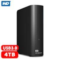 WD Elements 3.5吋 4TB USB3.0 外接硬碟