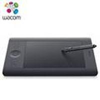 Intuos Pro 專業版 Touch Medium繪圖板(黑)