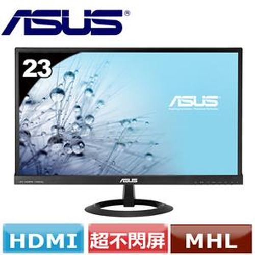 R1【福利品】ASUS華碩 23型顯示器 VX239H
