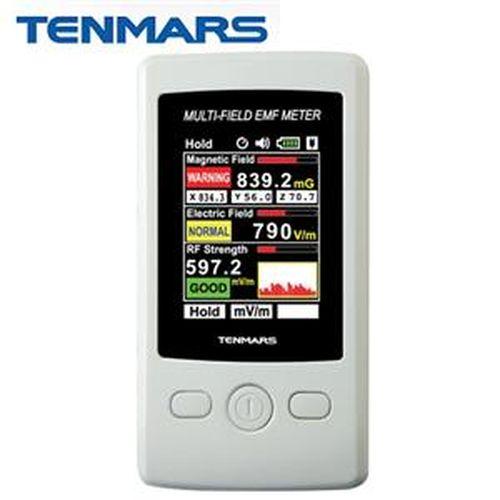 Tenmars 泰瑪斯 TM-190 多功能磁場電磁波測試器