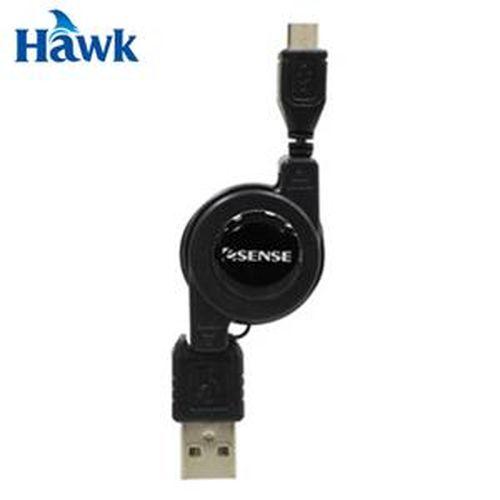 HAWK逸盛 Esense USB to Micro USB 伸縮線