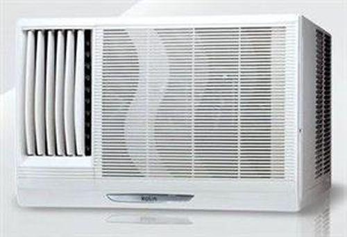 KOLIN窗型定頻單冷空調-右吹-不滴水 KD-202R01