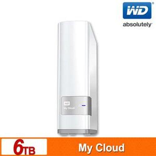 WD My Cloud 3.5吋 6TB USB3.0雲端儲存系統