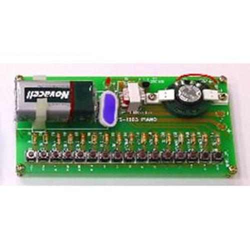 16音階鍵盤式豪華電子琴套件 KIYS-1303 PIANO