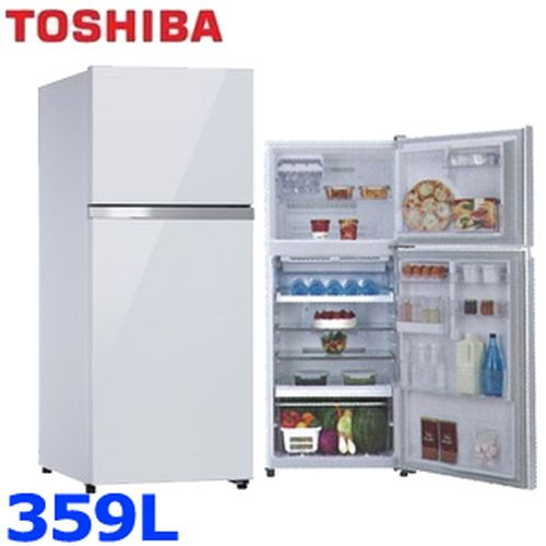 TOSHIBA東芝 359公升雙門鏡面電冰箱GR-TG41TDZ