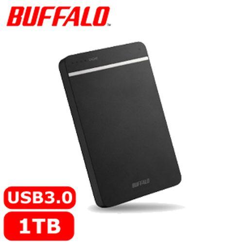 BUFFALO 巴比祿 2.5吋 1TB 行動硬碟 HD-PGD