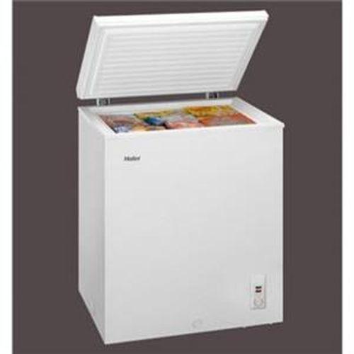 Haier海爾掀蓋式冷凍冰櫃(142L)HCF142