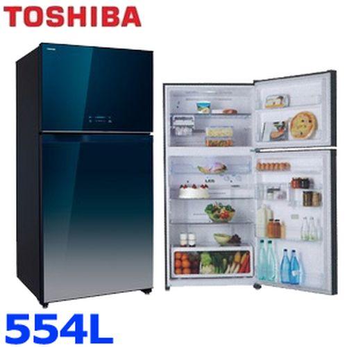 TOSHIBA東芝 554公升雙門鏡面電冰箱GR-WG58TDZ