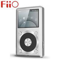 FiiO X1專業隨身Hi-Fi音樂播放器 銀