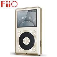 FiiO X1專業隨身Hi-Fi音樂播放器 金