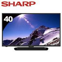 SHARP夏普40型LED液晶電視 LC-40LE265T