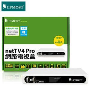 UPMOST 登昌恆 netTV4 Pro 網路電視盒