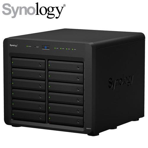Synology 群暉 DS2415+ 12Bay 網路儲存伺服器