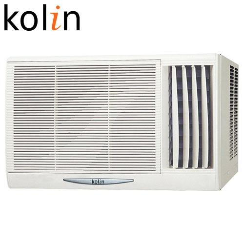 Kolin 歌林 窗型定頻單冷空調 右吹-不滴水KD-322R01