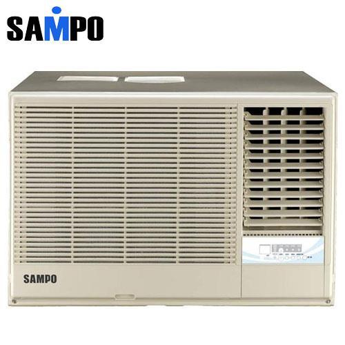 SAMPO聲寶窗型定頻單冷空調 右吹 AW-PA36R