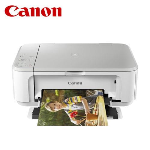 CANON MG3670 無線多 相片複合機  白