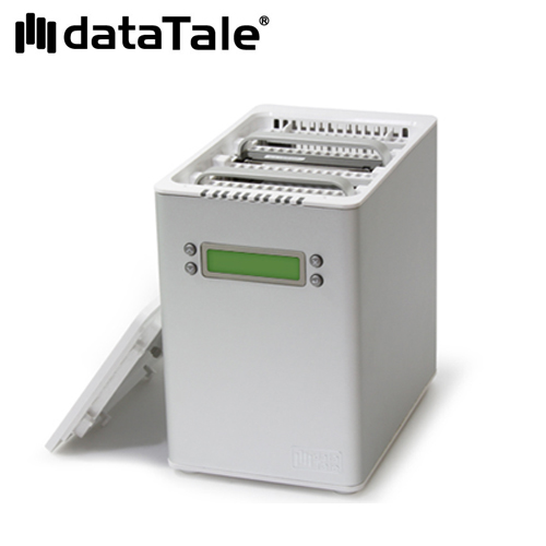 DataTale 智能4~Bay LCD顯示磁碟陣列機-RC~M4SP