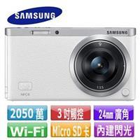 【福利品】SAMSUNG  NX mini NXF1 定焦W 自拍口袋微單眼相機