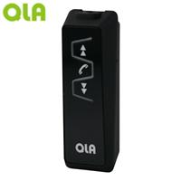 QLA BR875S 夾式雙耳立體聲藍牙耳機 黑