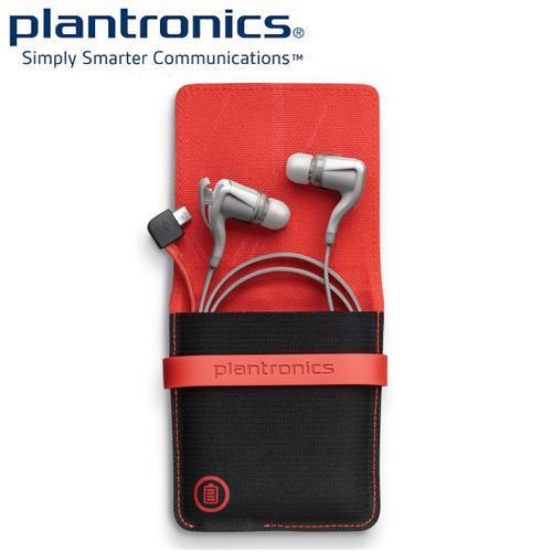 Plantronics 繽特力 BackBeat GO 2 精裝版 藍牙耳機 白