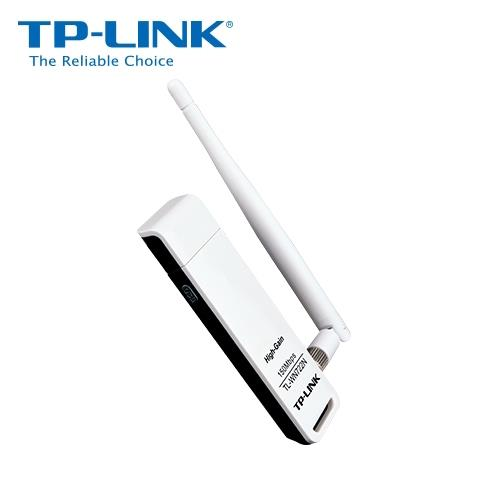 TP-LINK TL-WN722N 11n 150M 高增益 USB 無線網路卡