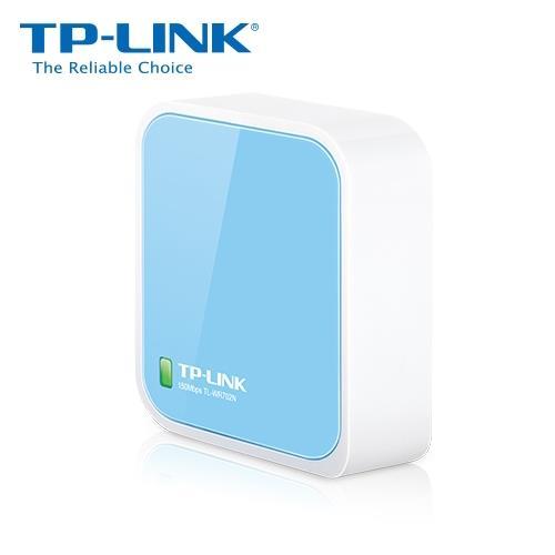 TP-LINK TL-WR702N 11n 迷你型 無線寬頻分享器