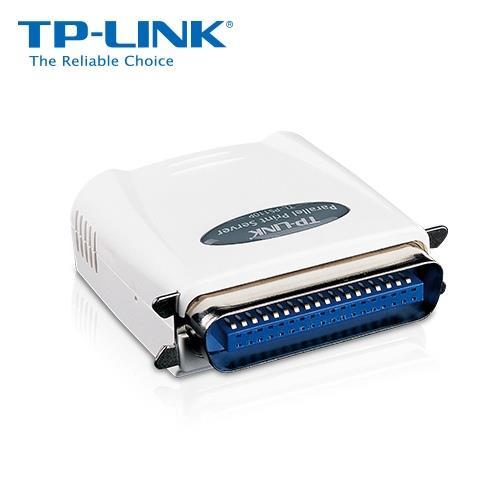 TP-LINK 平行埠乙太網路列印伺服器【TL-PS110P】