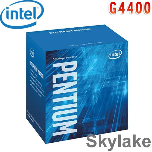 Intel英特爾 Pentium G4400 中央處理器