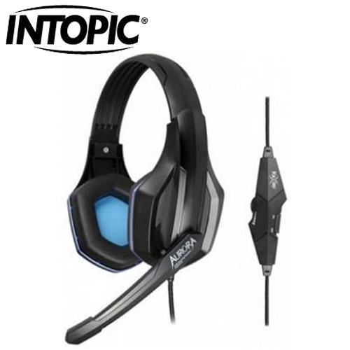 INTOPIC 廣鼎 FXR-BA-02 極光響狐 電競耳機麥克風