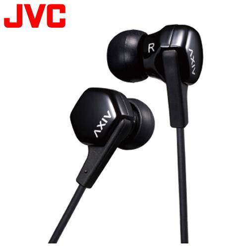 JVC HA-FX17 耳掛入耳式兩用耳機 黑
