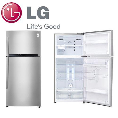 LG Smart 變頻上下門冰箱GN-B560SV