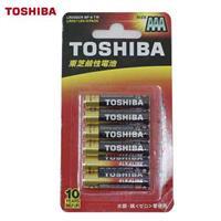 TOSHIBA東芝 鹼性電池4號 10入