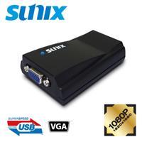 SUNIX USB 3.0 VGA外接顯示卡