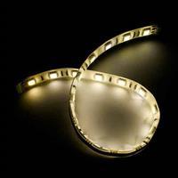 5050白底扁條燈18燈 30cm暖白
