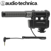 audio-technica 鐵三角 AT8024 單聲道/立體聲相機用麥克風