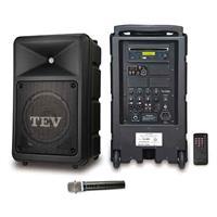 TEV CD/USB/SD單頻無線擴音機 TA680C-1