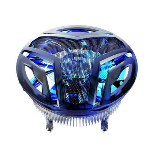SAMA先馬  AZ301I-B  CPU專用散熱風扇 -藍光