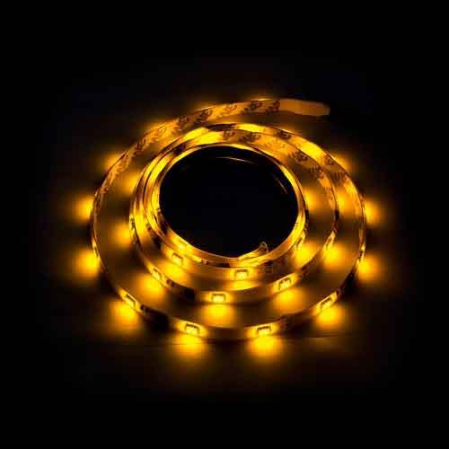 幻彩LED跑馬燈條/1M 黃 (DC12V)*不可剪裁