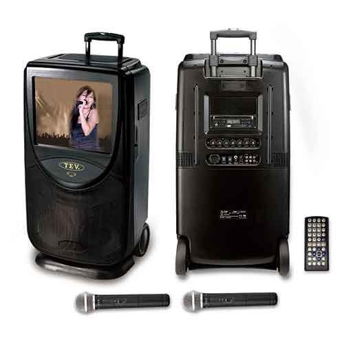 TEV 17吋液晶移動式多媒體擴音機 TA230C