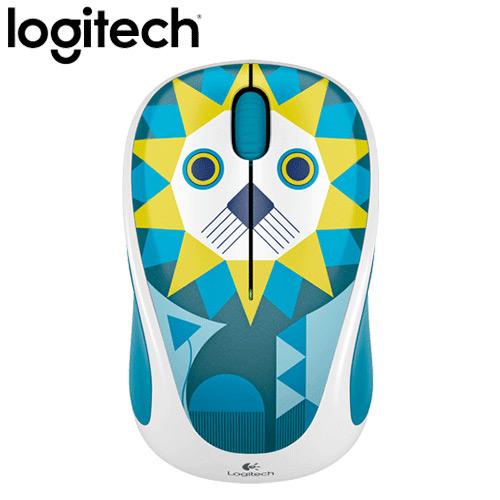 Logitech 羅技 M238 獅子 無線滑鼠