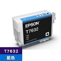 EPSON 原廠墨水匣 T763200 藍 (SC-P607適用)