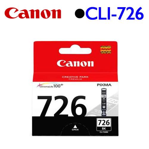 Eclife-Canon CLI-726BK  ()