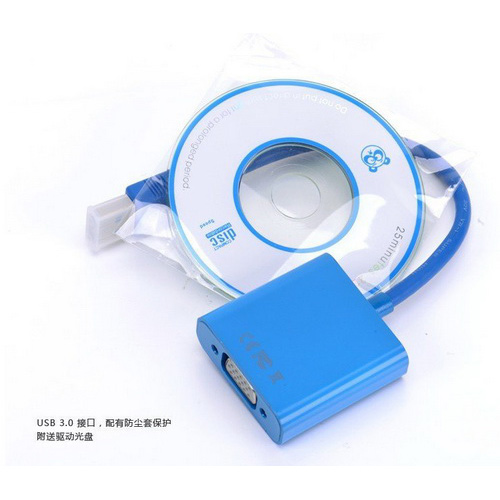 Eclife-i-wiz USB3.0 VGA (WIN7-10)